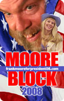 Moore/Block button